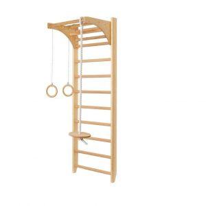 Drabinka gimnastyczna UniwersalWood drewniana 220cm